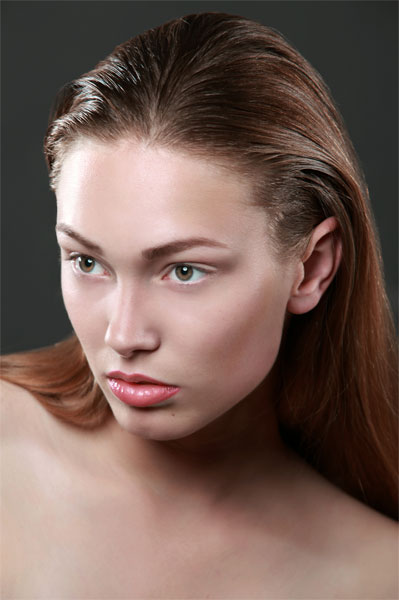 beauty shoot
