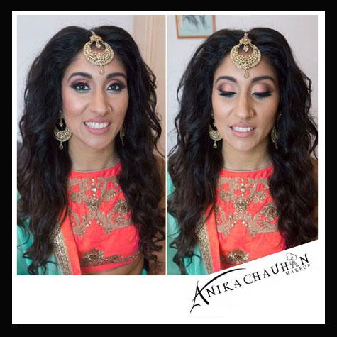 anika chauhan makeup 01