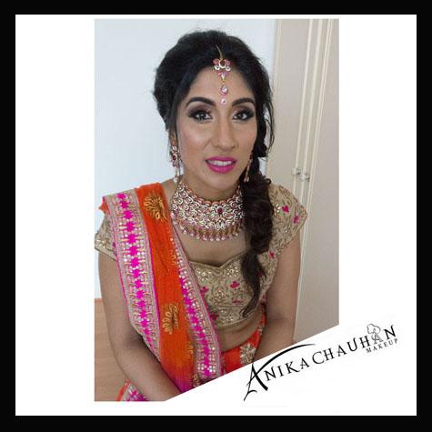 anika chauhan makeup 02